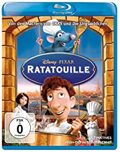 Ratatouille [Blu-ray] [Import allemand]