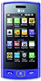 LG GM360 Viewty Snap purple sim-free unbranded