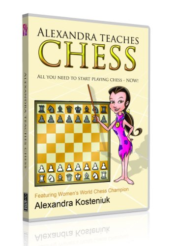 Alexandra Teaches Chess (Chess Software For Kids compare prices)