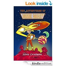 The Adventures of Jonnie Rocket (The Adventures of Jonnie Rocket Series Book 1)