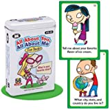 All About You, All About Me Fun Deck - Super Duper Educational Learning Toy For Kids