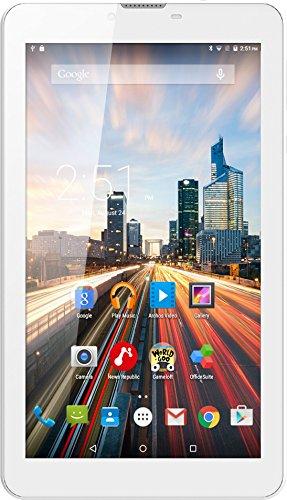 Archos 70B Helium Tablet 4G, 8GB, Dual SIM, Bianco