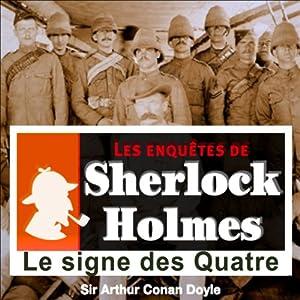 Le signe des Quatre (Les enquêtes de Sherlock Holmes 60) | Livre audio