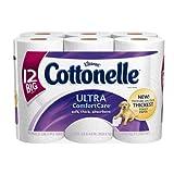 Cottonelle Ultra Comfort Care Toilet Paper, Big Roll