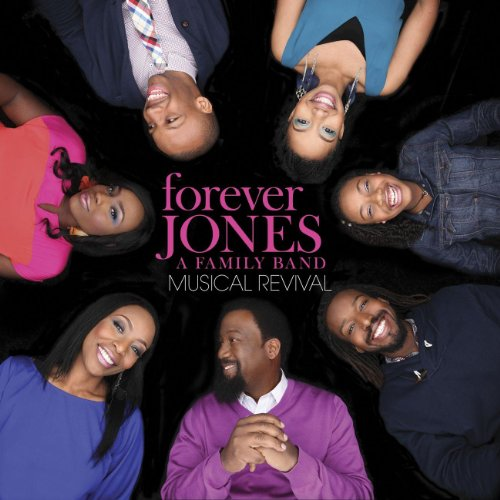 forever jones Musical Revival