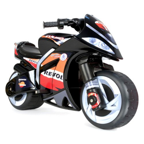 Injusa Repsol Wind Motorcycle 6 Volt Riding Toy