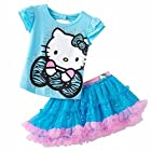Hello Kitty® Toddler Girl's Graphic Tee & Scooter Set (4T)