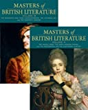 img - for By David Damrosch Masters of British Literature, Volumes A & B package book / textbook / text book