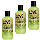 TIGI Love Peace The Planet Freak of Nature 250ml (3 PIECES)