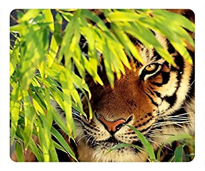 Tiger Rectangle Oblong Mouse Pad