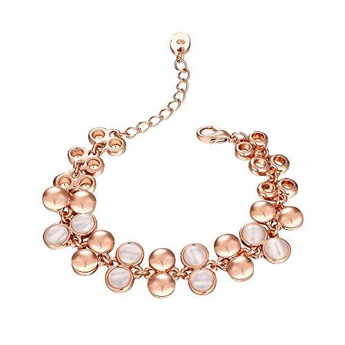 city-ounar-bijoux-de-mariage-cristal-18k-or-rose-plaque-opale-tennis-princesse-bracelet-gourmette-po