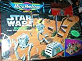 Star Wars Micro Machines Playset - Endor from Return of the Jed