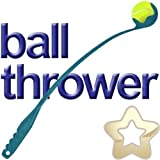 Blue Dog Ball Launcher, Thrower Pet Fun Play