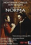 Bellini - Norma / Patane, Caballe, Vickers, Veasey, Theatre Antique d'Orange