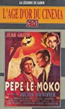 echange, troc Pépé le Moko [VHS]