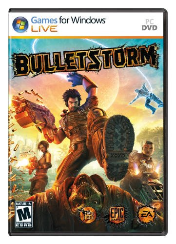 Bulletstorm - French only - Standard Edition