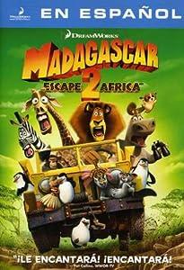 Madagascar: Escape 2 Africa (Spanish Edition)