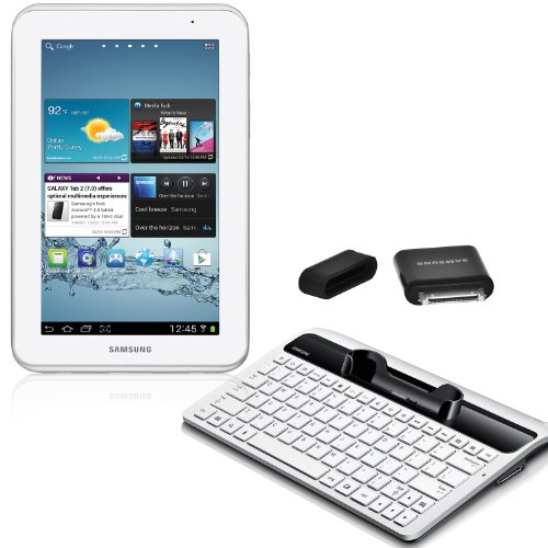 Samsung Galaxy Tab 2 7-Inch Student Edition (White) (Google Tv Samsung compare prices)