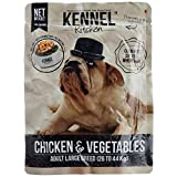 Kennel Kitchen Adult Small Breed Chicken And Vegetables, 300 G (Pack Of 5)