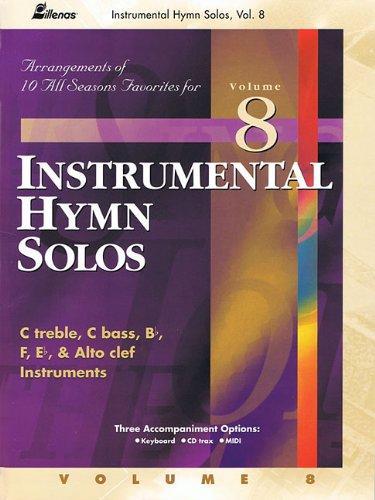 Image for Instrumental Hymn Solos - Volume 8: 10 All Seasons Favorites