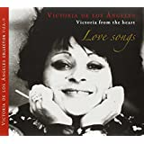 Victoria de los Ángeles. Victoria from the heart. Love songs