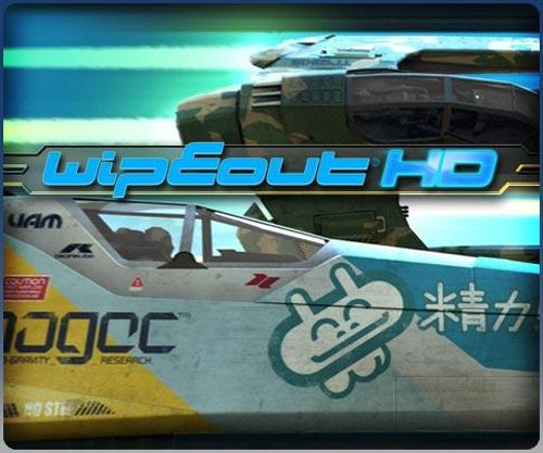 WipEout HD [Online Game Code - Full Game]