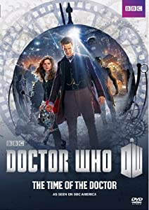 Doctor Who: The Time of the Doctor by BBC Warner