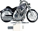GE Light Sensing LED Night Light, Motorcycle