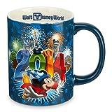 Walt Disney World Sorcerer Mickey 2014 Logo Coffee Tea Mug - NEW