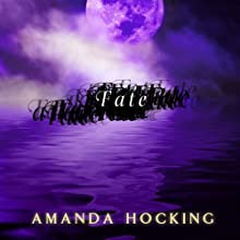 Fate: My Blood Approves, Book 2 (       UNABRIDGED) by Amanda Hocking Narrated by Hannah Friedman