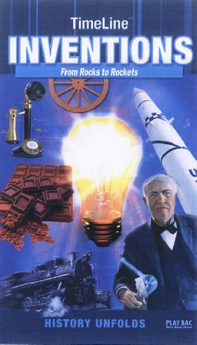 Inventions: From Rocks to Rockets (History Unfolds), Play Bac