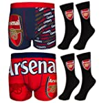 Arsenal FC Official Football Gift Men...