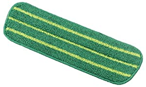 Libman CO 4003 3 Count Microfiber Replacement Pad for Floor Mop