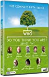 Who Do You Think You Are [Import anglais]