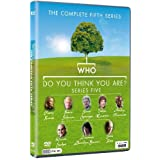 Who Do You Think You Are - Series 5 [DVD]by Ainsley Harriott