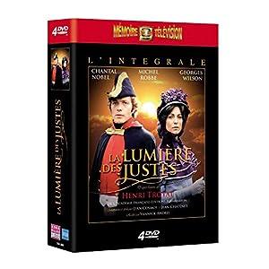 La lumière des justes - L'intégrale 4 DVD