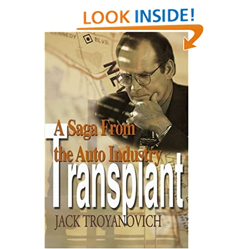 Transplant: A Saga From the Auto Industry