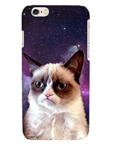 Grumpy Cat Case for Apple iPhone 6+ / 6s+ from Wrap On!