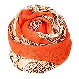 womens scarves, Misaky Chiffon Wrap Lady Shawl Chiffon Scarf (Beige)