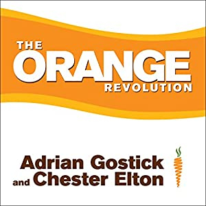 The Orange Revolution Audiobook
