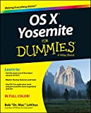 Bob LeVitus OS X Yosemite for Dummies