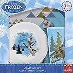 Zak Designs Disney's Frozen 3-Piece K...
