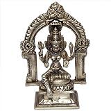 Hindu Gott Religi�se Statue Messing Skulptur Lord Krishna Und Radha