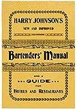 Harry Johnson's Bartenders Manual