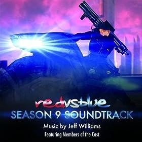 Red Vs. Blue Season 9 Soundtrack