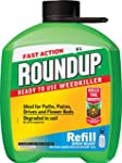 Roundup Fast Action Weedkiller Pump '...