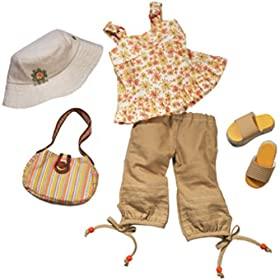 Play Date Cargo Outfit for Karito Kids