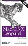 img - for Mac OS X Leopard - kurz & gut book / textbook / text book