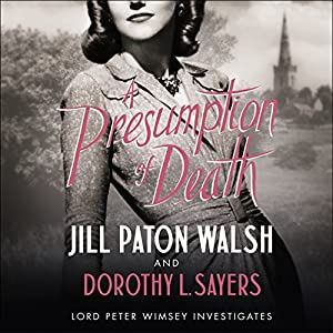 A Presumption of Death Audiobook