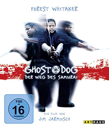 Ghost Dog [Blu-ray]